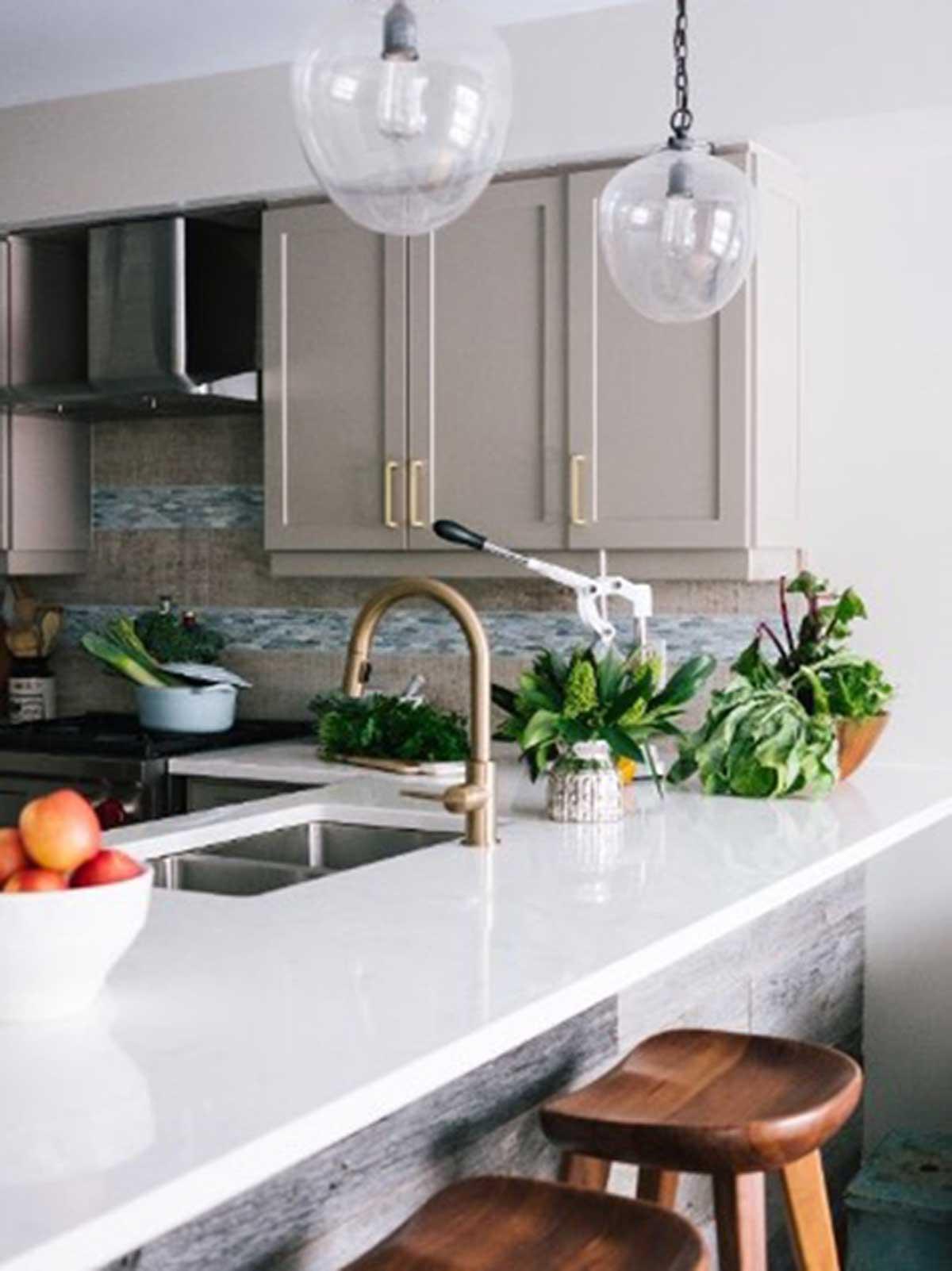 Nieuwe keuken, The art of living, Roomed