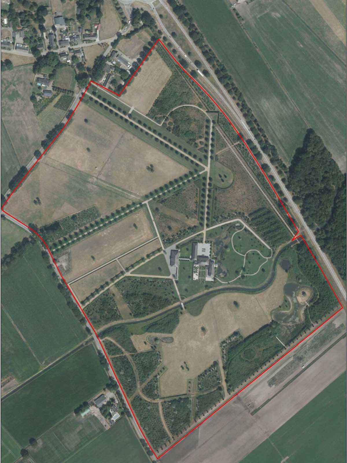 Landgoed, bureau van nierop, the art of living