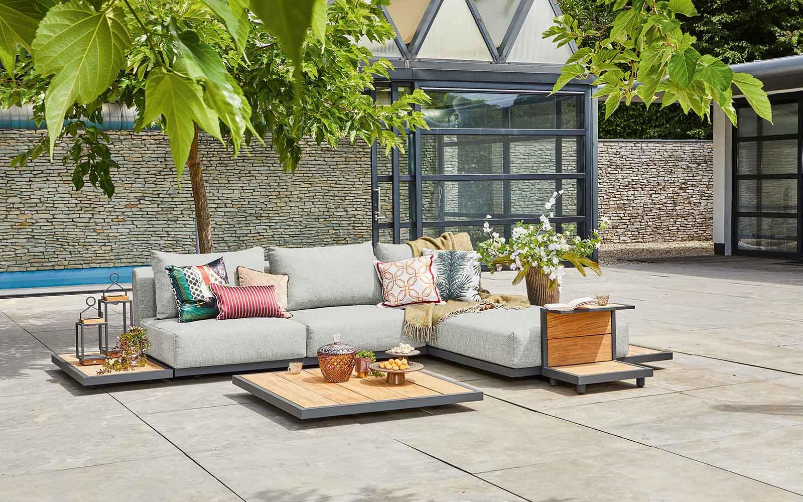 loungeset, tuinmeubelen, suns tuinmeubelen, the art of living