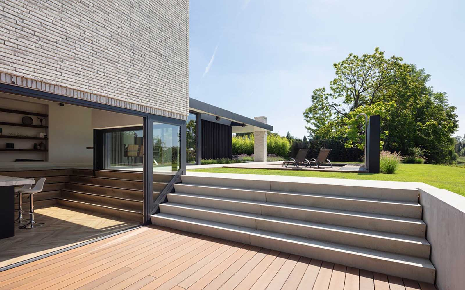 schuifdeur, stoop tuinen, the art of living,
