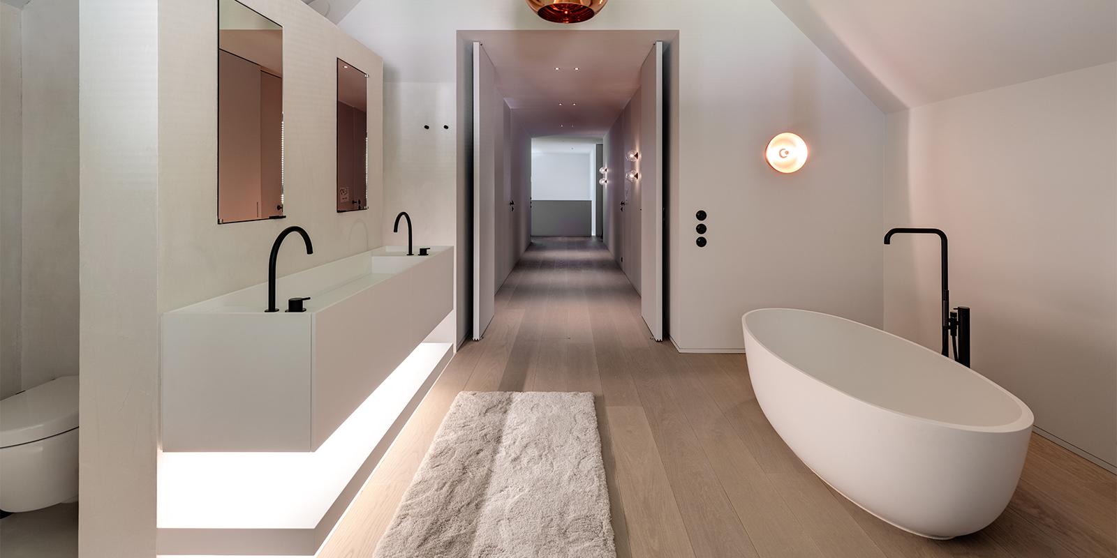 parketvloer, dennebos flooring, the art of living, houten vloer