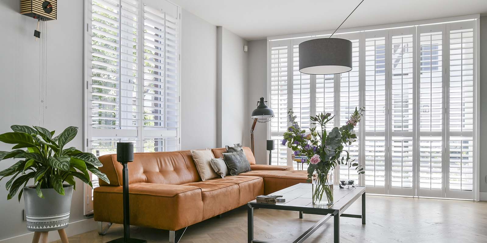 Raamdecoratie, blend window fashion, the art of living,