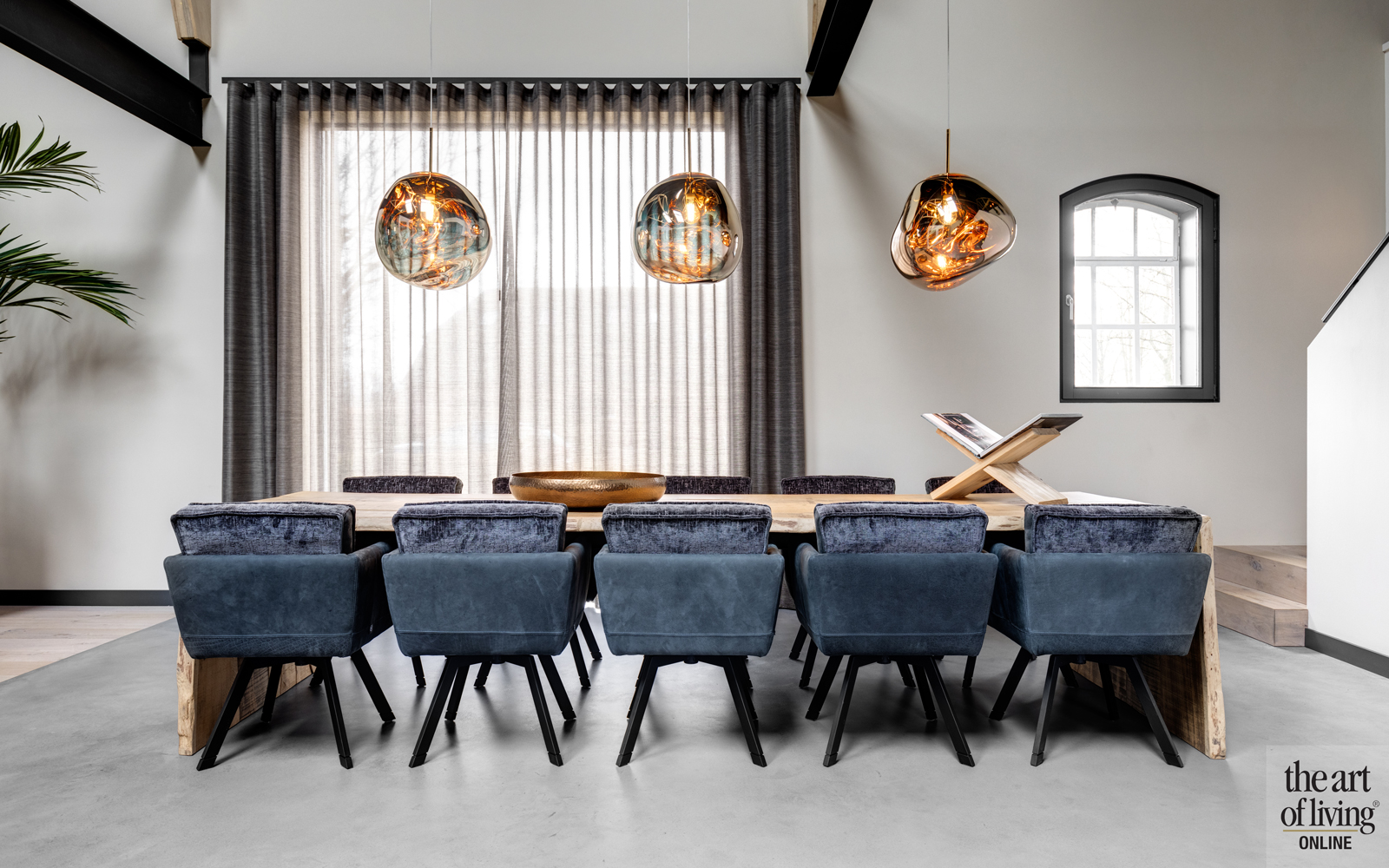 Bijzonder interieur   Hans Kuijten, the art of living