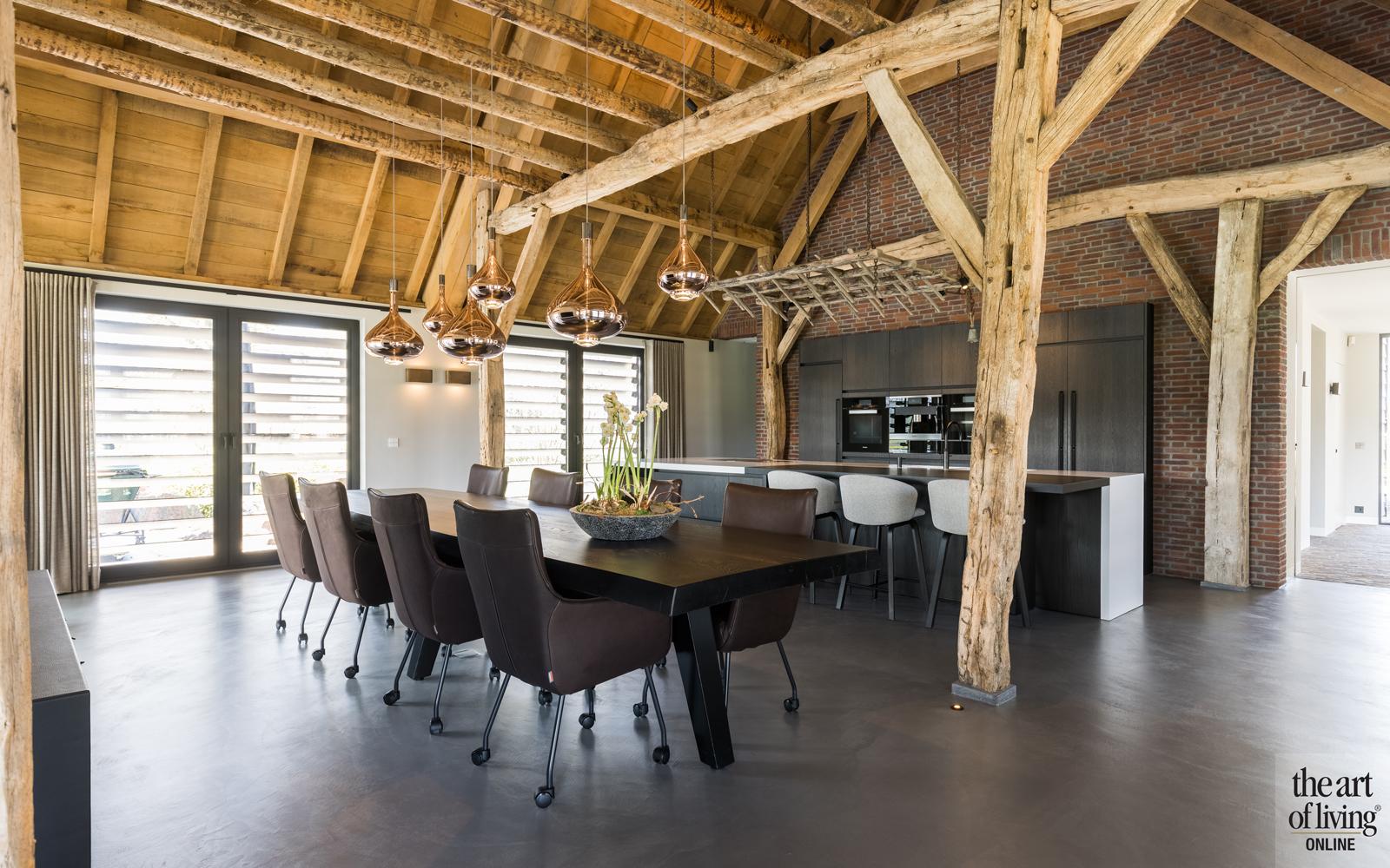 Boerderijvilla | Drijvers Architecten, the art of living