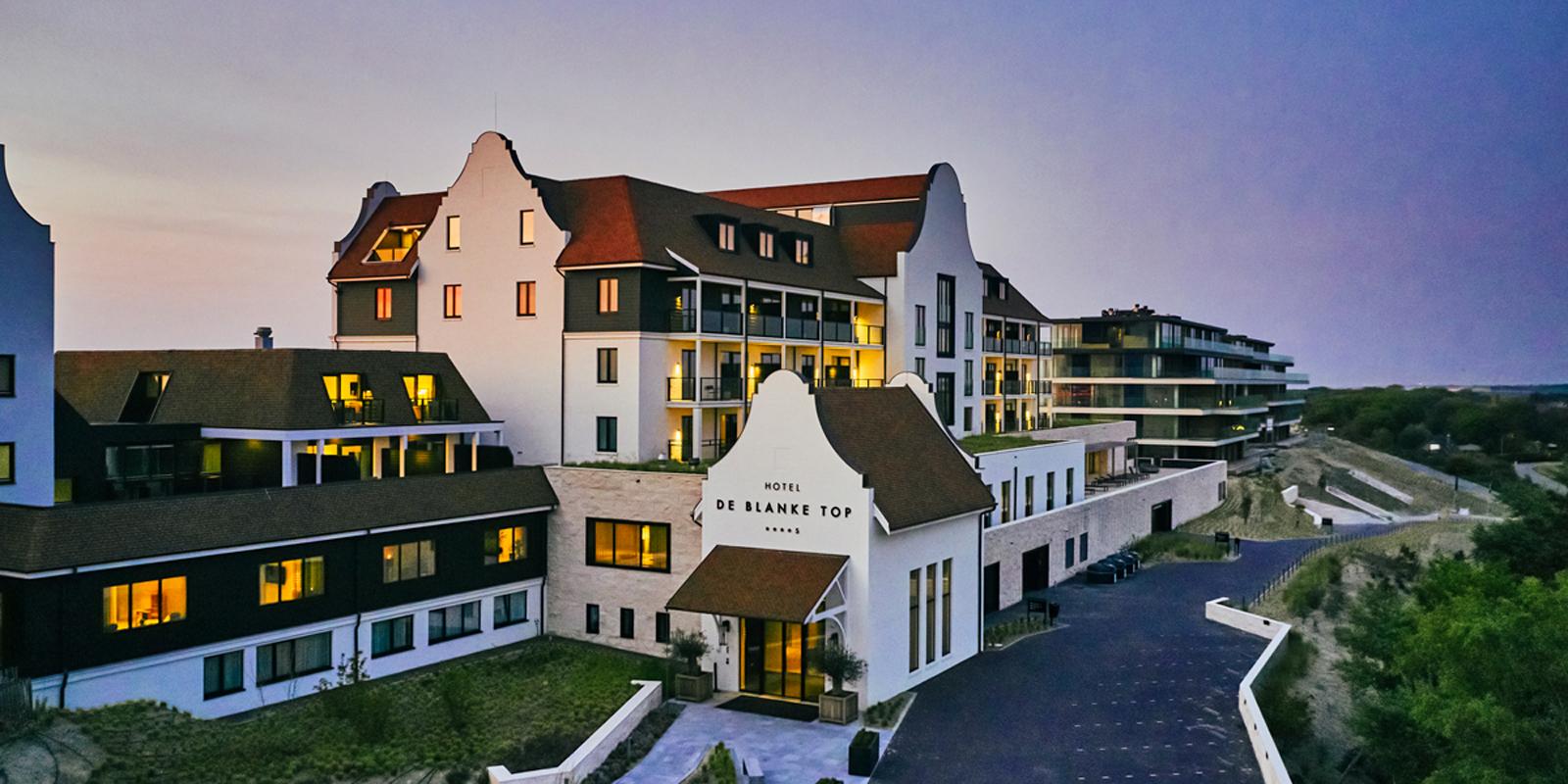 Hotel in de duinen | Hotel De Blanke Top, the art of living