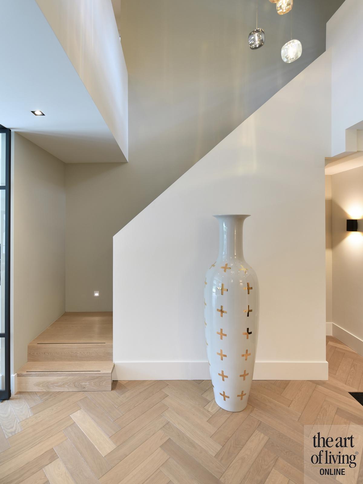 Royal botanie, licht interieur, woonkamer