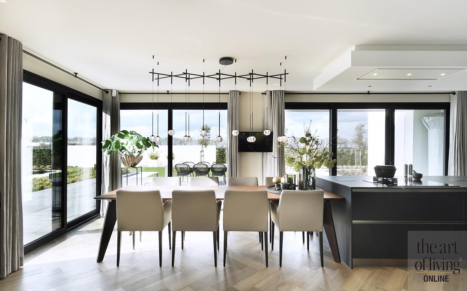 Strakke villa   Sjaak, the art of living