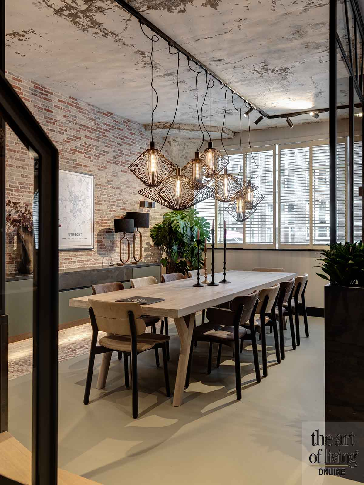 industrieel erfgoed   Homefactory, the art of living