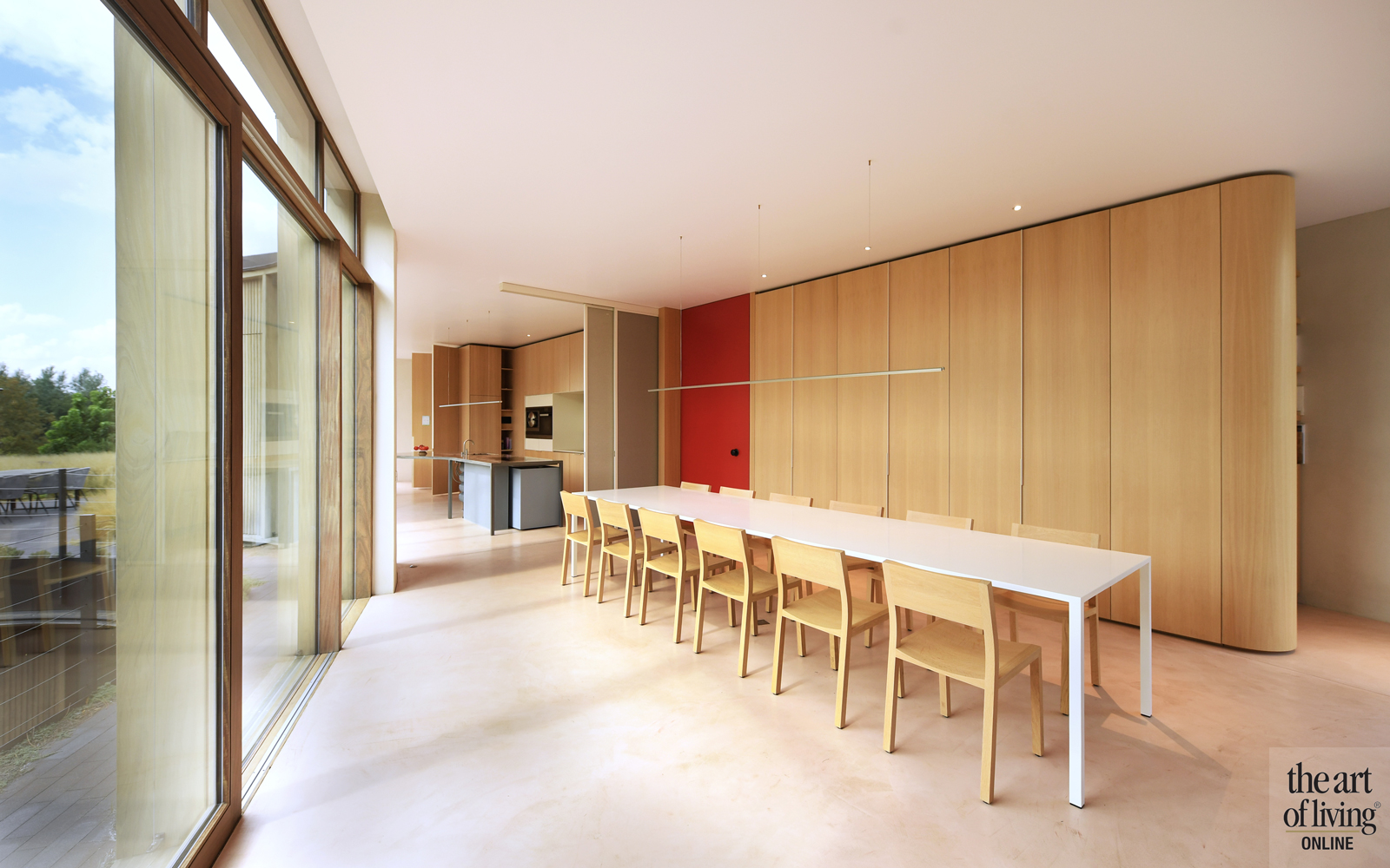DMOA   licht interieur, the art of living