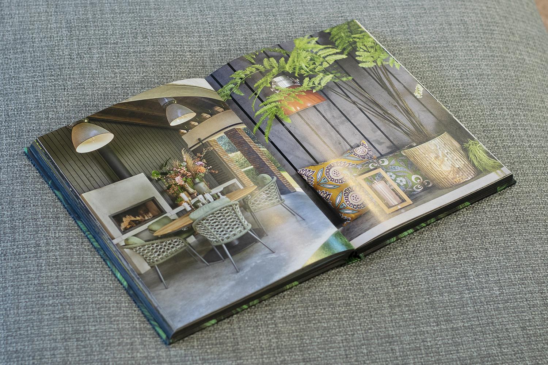 lookbook, SUNS tuinmeubelen, the art of living