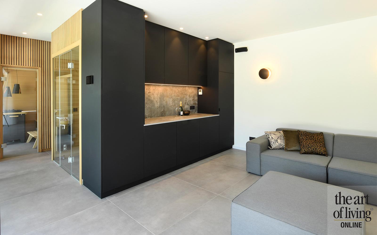Modernevilla   Boxxis architecten, the art of living