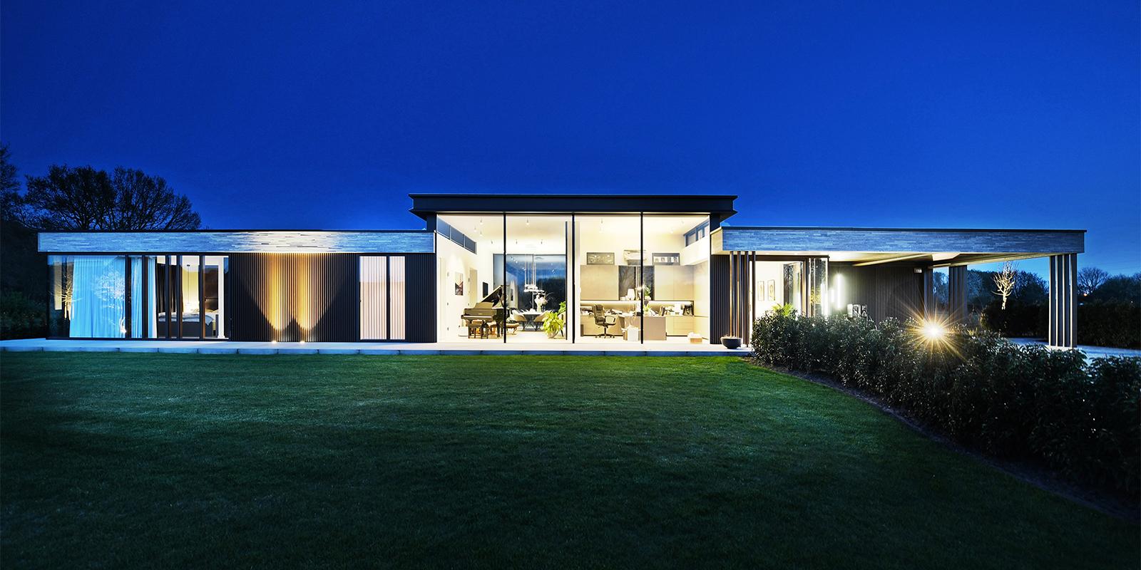 Modernevilla | Boxxis architecten, the art of living
