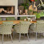 tuintafel, SUNS tuinmeubelen, the art of living