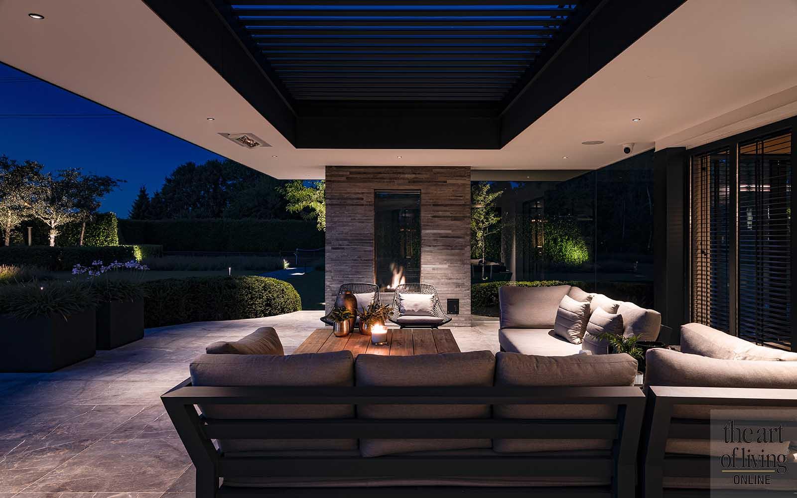Ultraluxe villa   Knops, the art of living