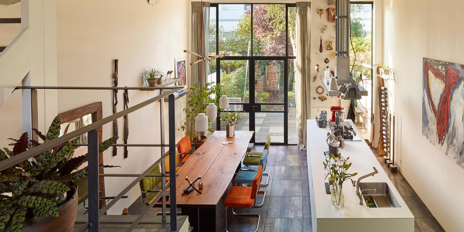 5 tips, stalen deuren, licht, glasverdeling