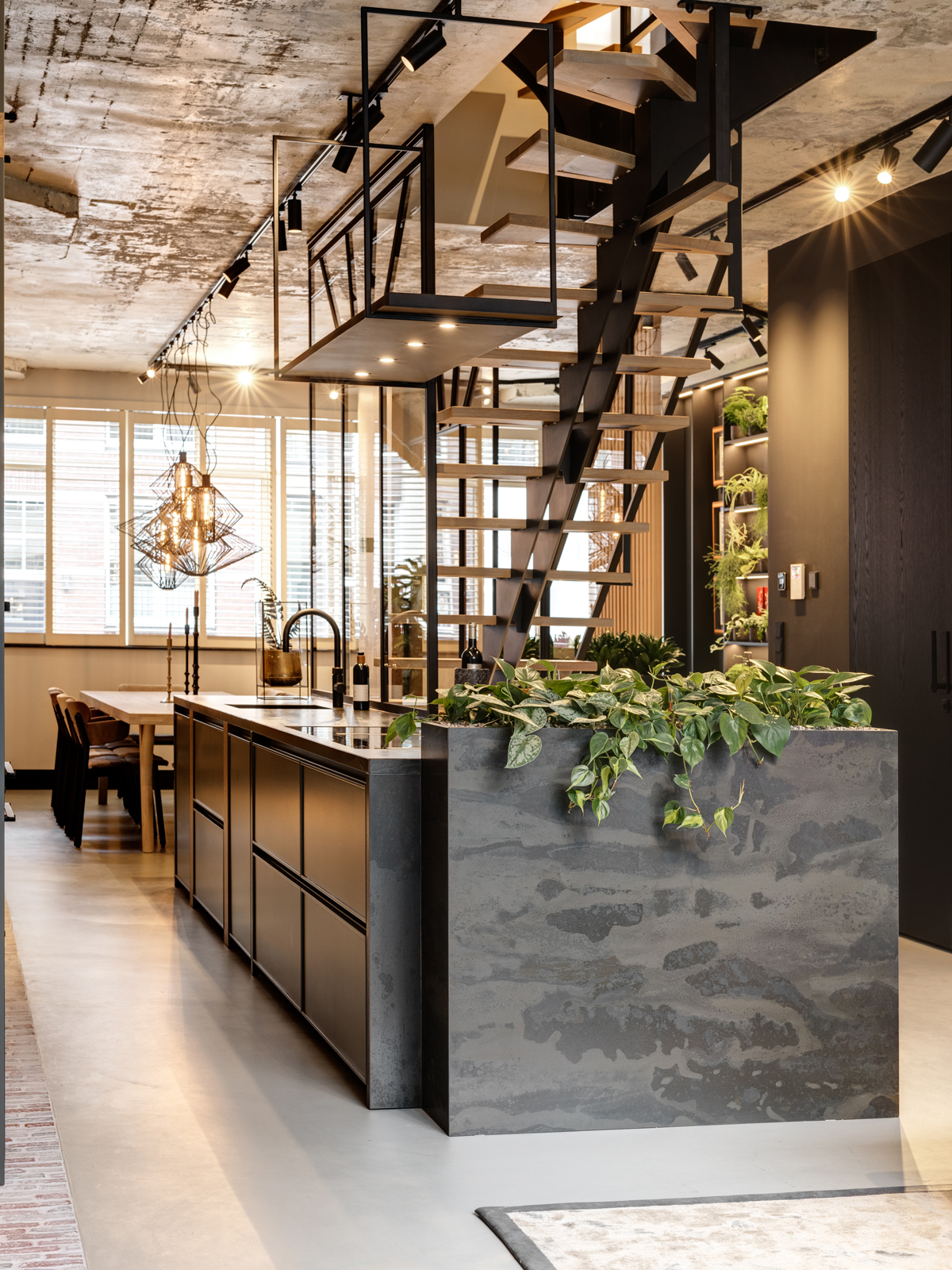 natuursteen keuken, cosentino, the art of living