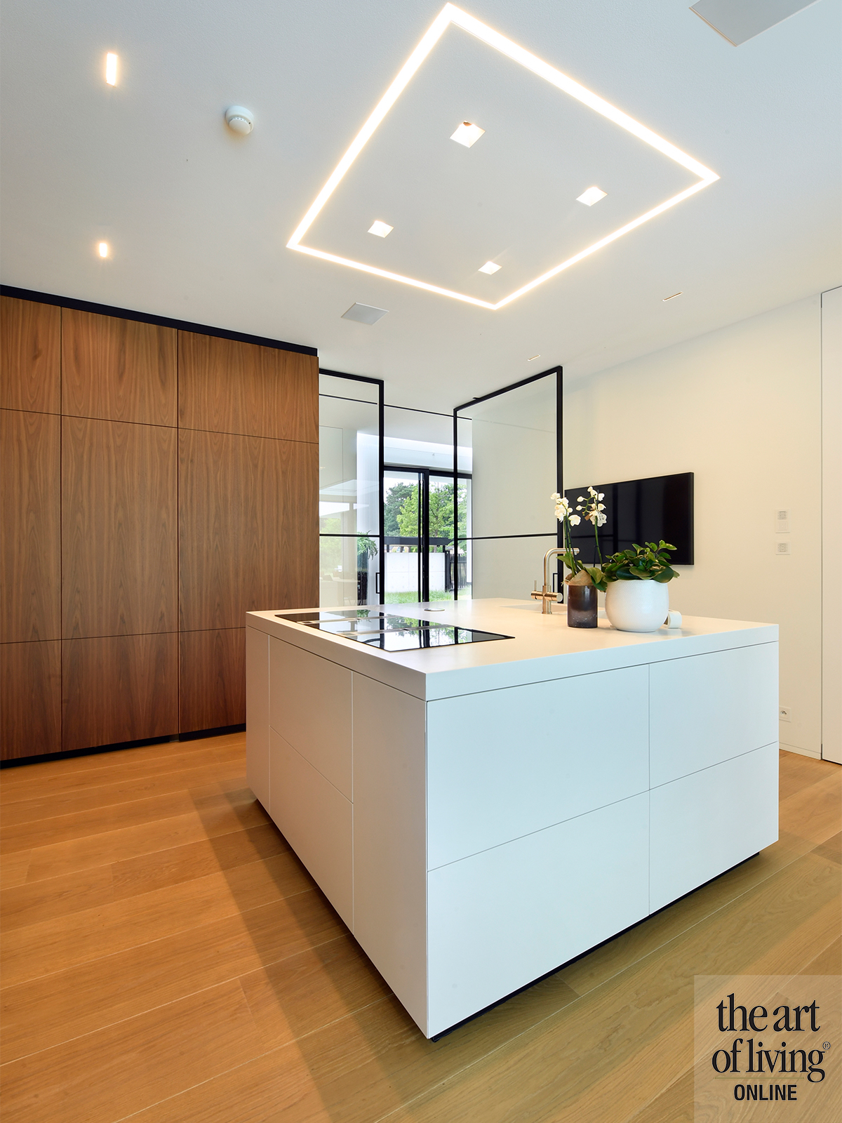 nieuwbouwvilla, n-architecten, the art of living