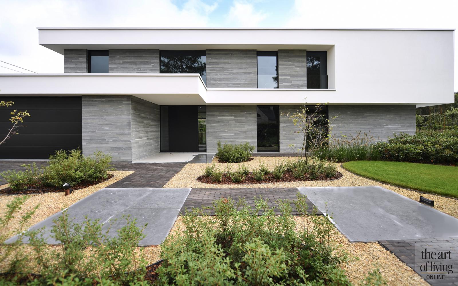 strakke villa, schellen architecten, the art of living