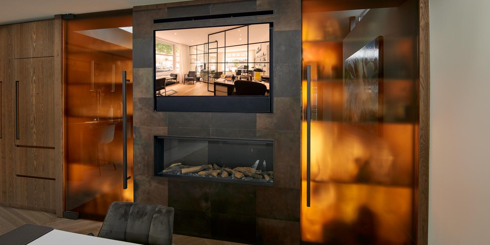 brons glas, the art of living, stylish glass
