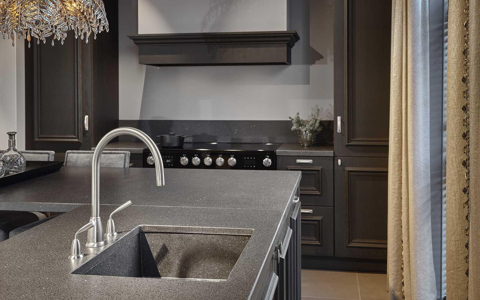 tieleman keukens, klassieke keukens, the art of living