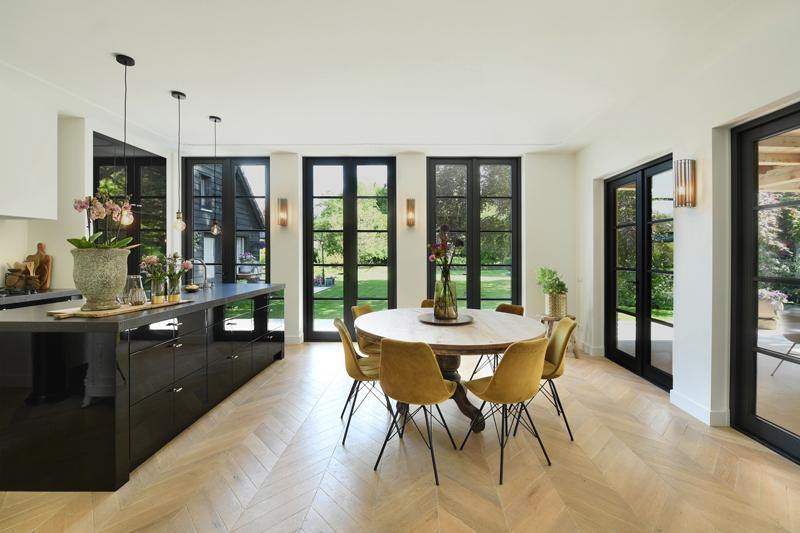 Eva Wagner, stijlvol interieur, sfeervolle villa,