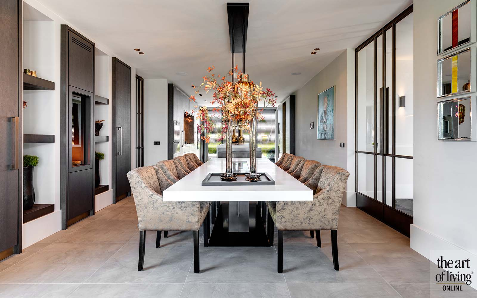 Villa aan het water | NOWA, the art of living