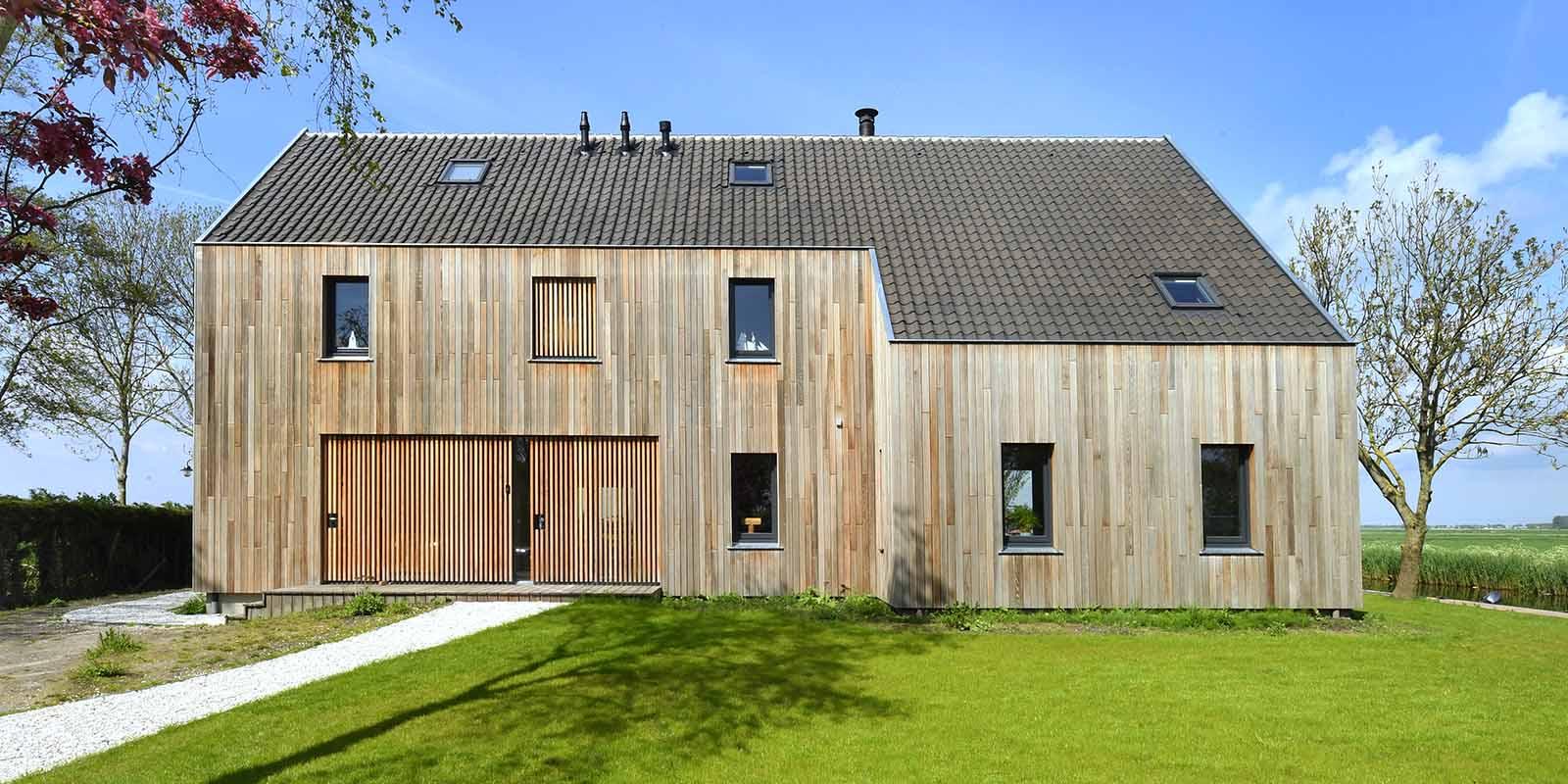 moderne schuurwoning | Hoyt Architecten, the art of living
