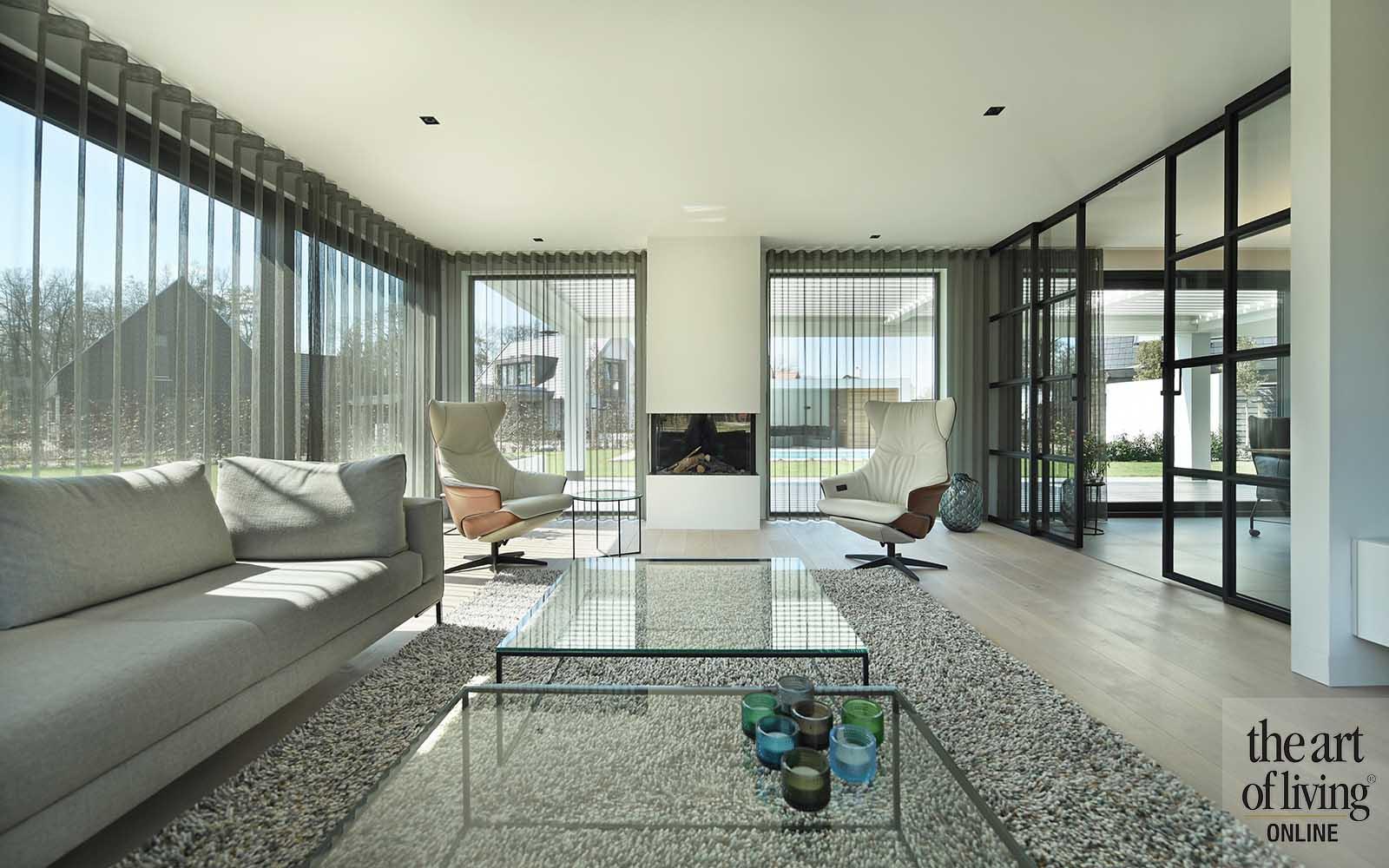 witte villa | Denoldervleugels, the art of living