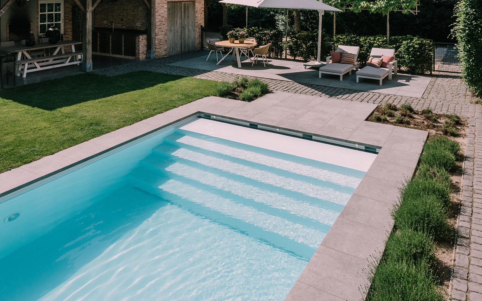 buitenzwembad, starline, eigen zwembad, the art of living