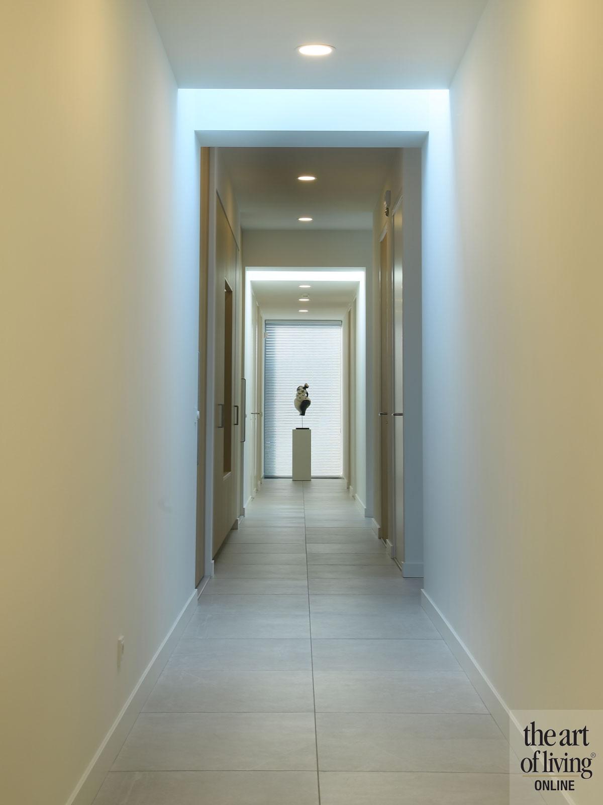 Witte vila   Antonissen Interieurbouw, the art of living