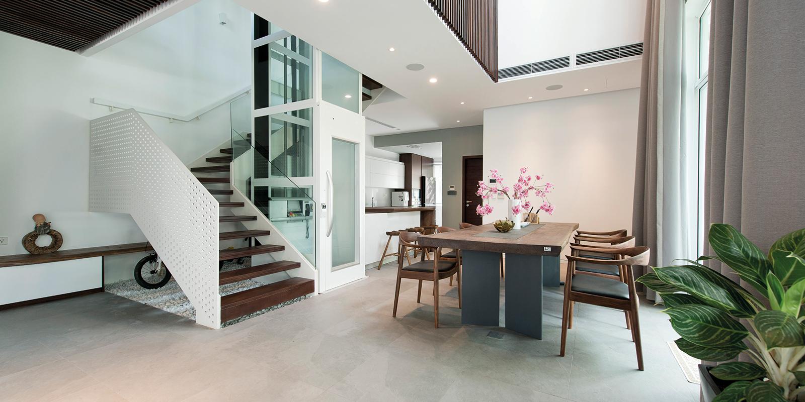 huislift, aesy liften, lift voor thuis, design lift, the art of living