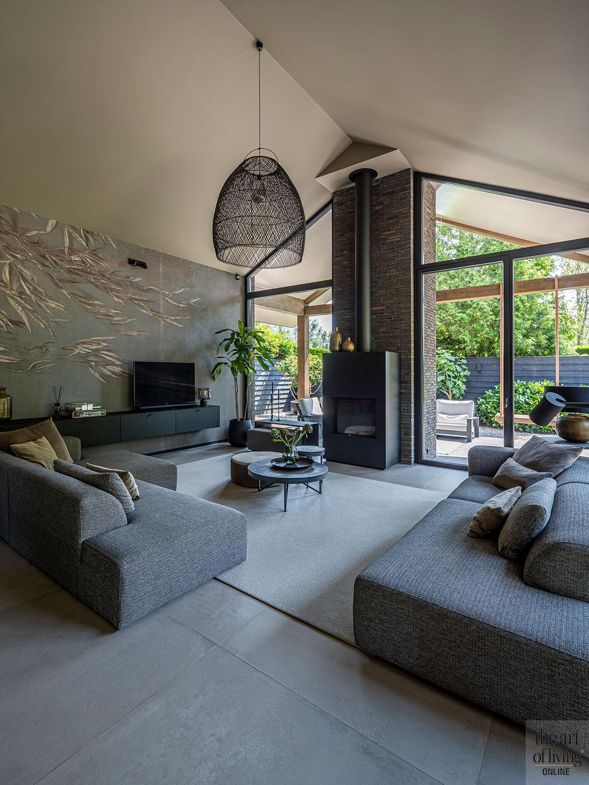 villa tuin   Vosselman Buiten, the art of living