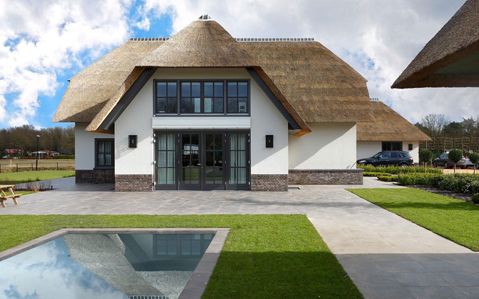 villabouw, van dinther bouwbedrijf, groot, luxe, villa, the art of living