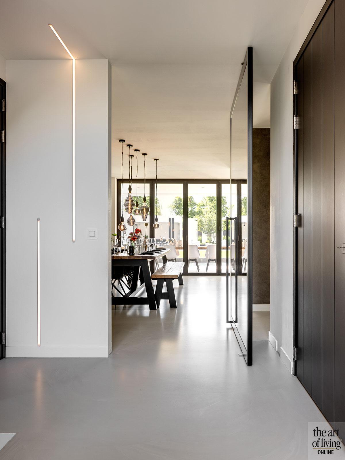 zwarte keuken | Bekhuis & KleinJan, the art of living